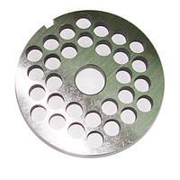Решетка 9 мм из нержавейки № 3 к мясорубке МИМ-300, МИМ-300М, МИМ-350