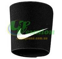 Держатели  фиксаторы (Тейпы) для щитков черные Найк Nike