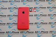 Корпус для мобильного телефона Apple iPhone 5C розовый