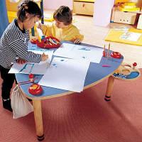 Детский игровой столик (Код: HABA  2891)