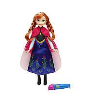 """Кукла Disney Frozen Anna""""s Magical Story (магическая юбка Анны), hasbro"""