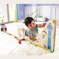 """Деревянный детский кегельбан """"Веселая петля"""" Rollerby (Код: HABA  300437)"""