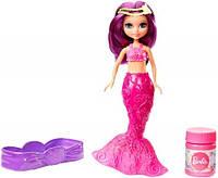 Русалочка Барби Сказочные пузыри из Дримтопии (лиловая), Barbie