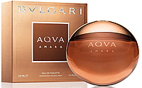 Bvlgari Aqua Amara Men edt 100 ml туалетная вода мужская (оригинал подлинник  Италия)