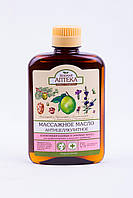 Масло для массажа Антицеллюлитное Зеленая аптека, 200 мл