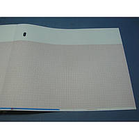 Бумага ЭКГ диаграммная фальцованная для Marquette CASE 12/15/16 - MAC 5000 (плотность 70 г/м ЛДТЗ 210*280*300л
