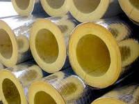 Кашированный цилиндр из базальтового волокна,толщина  60 мм,  диаметр 273мм