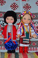 Комплект ляльок «Українці у свитках»