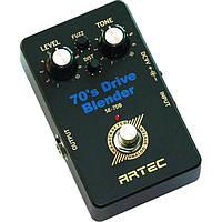 Artec 70'S Drive Blender SE-7DB педаль для гитары, эффект - Overdrive/Crunch