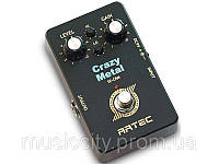 Педаль эффектов Artec SE-CRM Crazy Metal Distortion