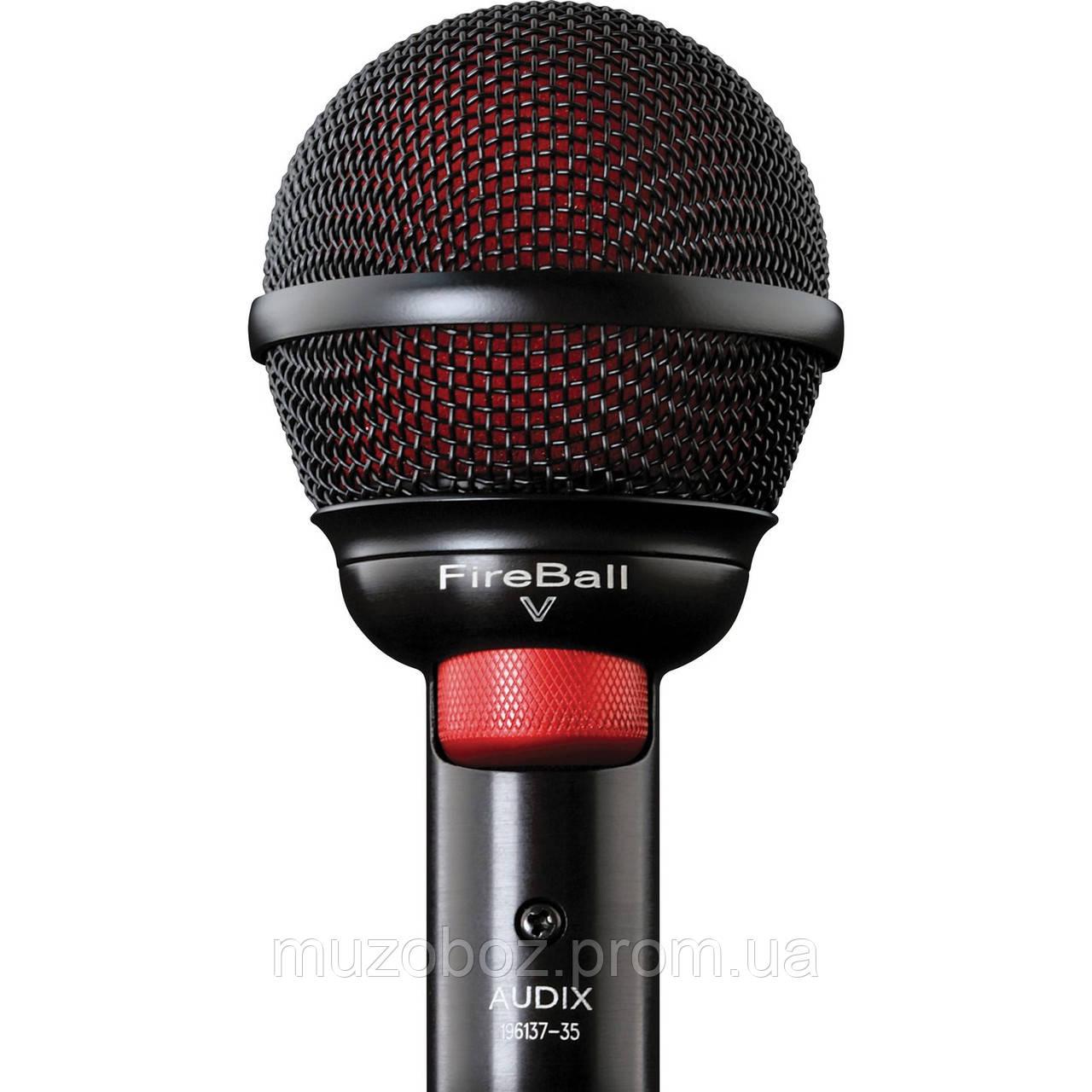 Audix Fireball V микрофон для губной гармошки