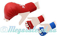 Перчатки для карате (накладки карате) Daedo 5076: 2 цвета, S/M