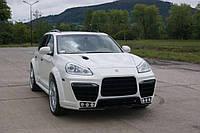 Комплект обвеса Porsche Cayenne