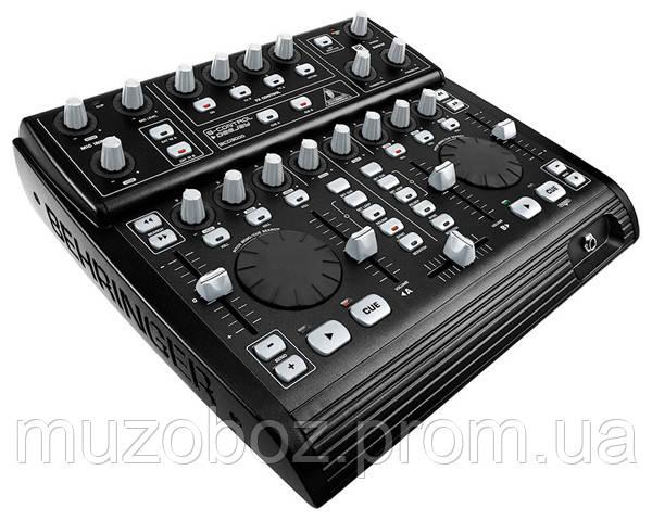 Контроллер Behringer BCD3000
