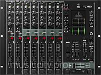 Behringer DX 2000 USB Pro 7-ми канальный микшер для DJ