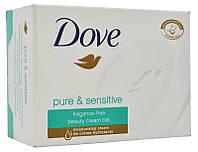 Крем-мыло Dove гипоаллергенное для чувствительной кожи 100 г (Германия)