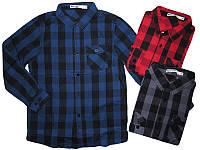 Рубашка для мальчиков, Glo-story, размеры 134,134 арт. BCS-2989