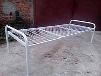 Кровать металлическая КР012 (ДхШ - 1900х800)