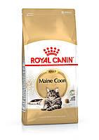 Royal Canin Maine Coon 4кг -корм для котов и кошек  мейн кун в возрасте старше 15 месяцев
