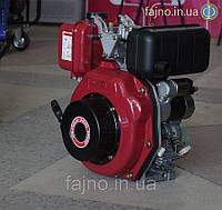 Двигатель дизельный Weima WM178 FE (6 л.с., шлицы, эл.старт), фото 1