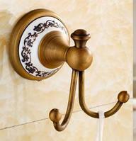 Крючок вешалка на кухню или для ванной 0325