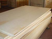 Фанера влагостойкая ФК, 4мм шлифованная, 1525×1525 мм, сорт 3/4, порезка доставка цена