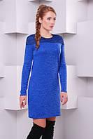 Женское  платье  Melissa электрик  FashionUp 42-48  размеры