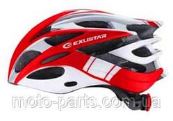 Шлем EXUSTAR BHM106 размер M/L 58-62см красный