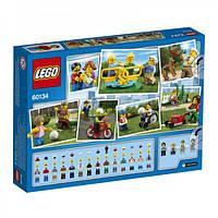 Лего Lego City Развлечения в парке для жителей города 60134