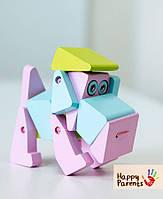 Развивающая игрушка «Собачка акробат»