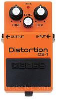 Boss DS1 педаль для гитары, эффект - Distortion