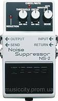 Boss NS2 педаль для гитары, эффект - Noise Suppressor