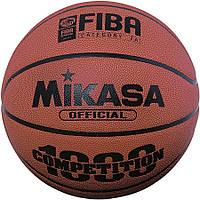 Мяч баскетбольный Mikasa FIBA Approved BQ1000 (Оригинал)