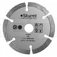 Диск алмазный 85х15мм Sturm CS5060MS-85-15-1.8