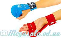 Перчатки для карате (накладки карате) Elast 3956: 2 цвета, S/M