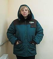 Куртка рабочая, утепленная, мужская, женская, спецодежда
