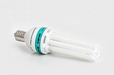 Лампа люминесцентная высокомощная  85Вт  4200К  Е40