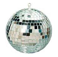 Chauvet MB20 mirror ball зеркальный шар, 50см