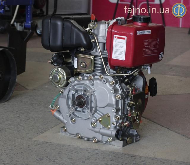 Дизельный двигатель Weima WM 178FE с электростартером фото 3