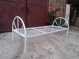 Кровать металлическая КР032-1 (ДхШ - 1900х800)