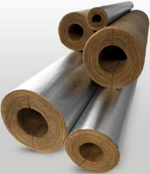 Цилиндры Knauf Insulation (Nobasil AL, Nobasil) цилиндры диаметр 15-180 мм, нобасил