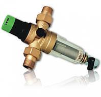 Фильтр промывной для холодной воды Honeywell FK06-АА 1/2 c редуктором