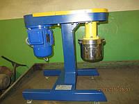 лабораторный диссольвер-смеситель с рабочей камерой 3,0, 4,0 или 5 литров