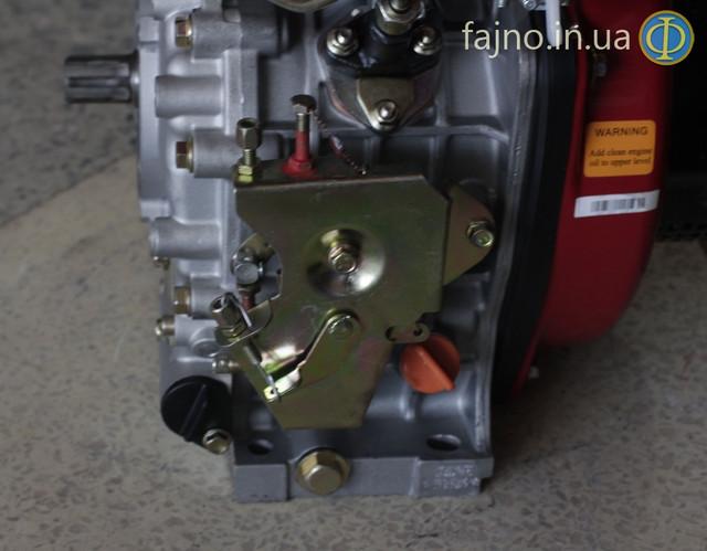 Дизельный двигатель Weima WM 178FE с электростартером фото 4