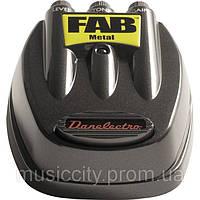 Danelectro D-3 педаль для гитары, эффект - FAB Metal