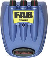 Danelectro D-5 педаль для гитары, эффект - FAB Chorus