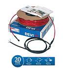 DEVIflex 18T - 13 м (230 Вт) нагревательный кабель двухжильный со сплошным экраном, фото 2