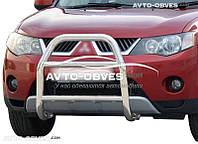 Защитная дуга Mitsubishi Outlander XL 2007-2010