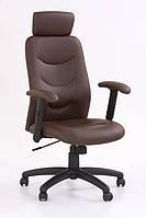 Офисное кресло Halmar Stilo коричневый