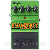 Digitech Bad Monkey педаль для гитары, эффект - ламповый Overdrive